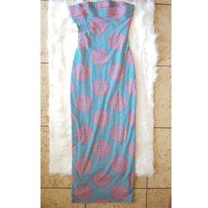 Dresses & Skirts - Midi Tube Top Dress - Local Boutique